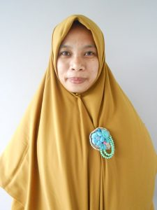 Ambar Dwi Widianingsih, S.Pd - Cairo Class Homeroom Teacher