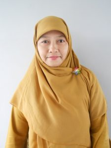 Sri Salasati Nurjanah, S.Pd - Andalusia Class Homeroom Teacher