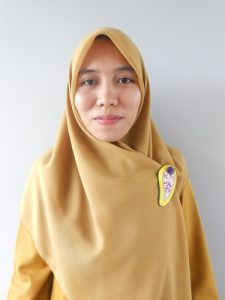 Tria Amelia - Madinah Class Homeroom Teacher